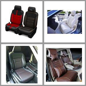 How to upholster a car seat