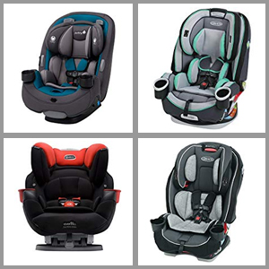all in one car seat reviews