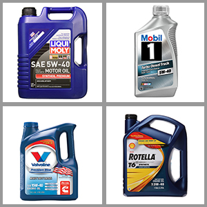 Best oil for 6 power stroke
