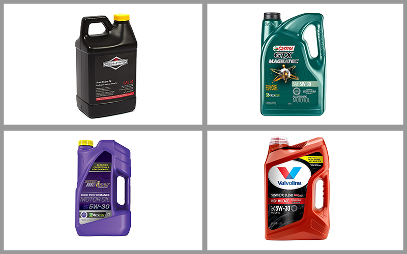 Best synthetic oil for small engines Reviews
