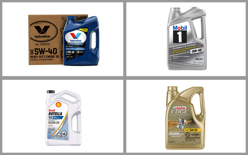 Best Synthetic Oil for Diesel Engines